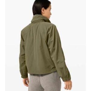 Always effortless lululemon jacket